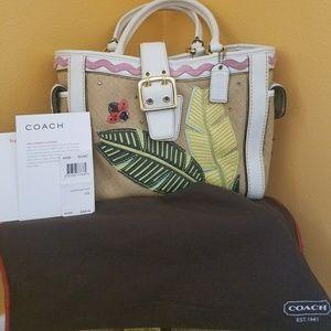 COACH Ladybug Handbag